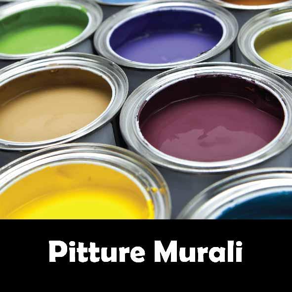 Colorificio Bonfante Forniture pitture murali