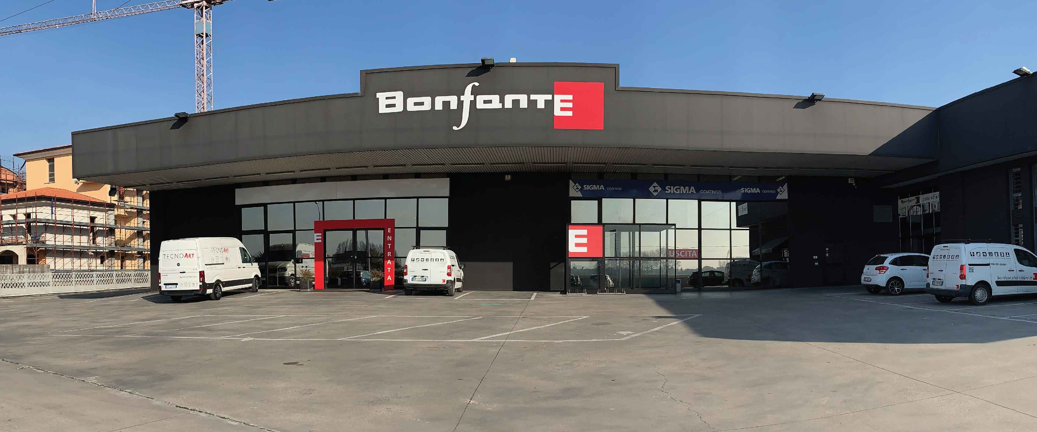 Colorificio Bonfante Forniture